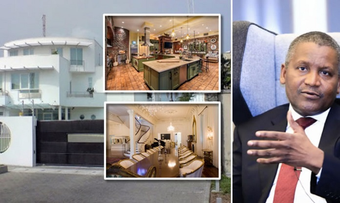 10 Most Luxurious houses