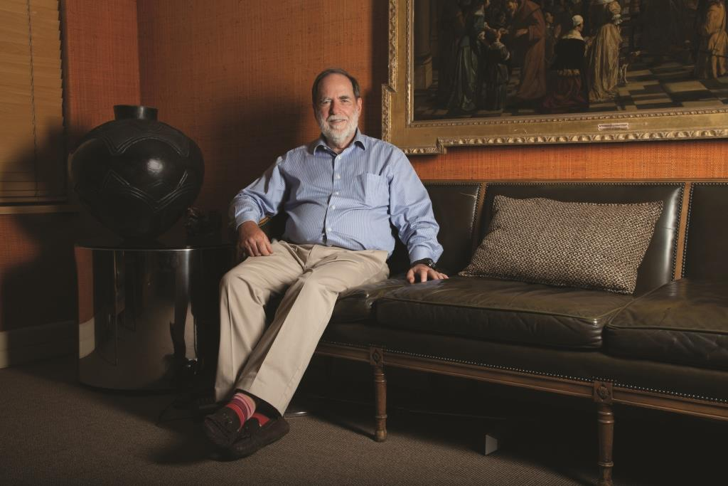 The Story of Nicky Oppenheimer and How He became One of Africa's Richest Men