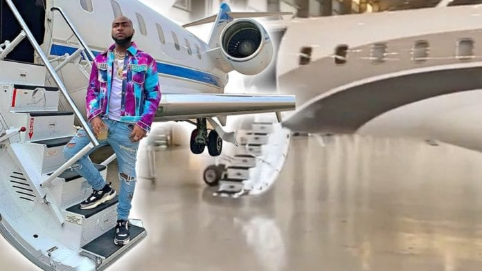 African celebrities who own a private jet