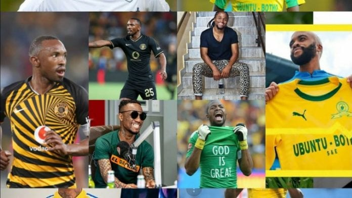 Richest South African footballers