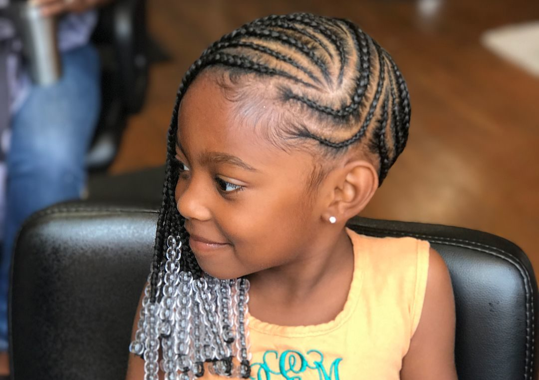 20 Safe and Easy African Kids Hairstyles