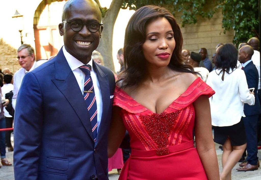 Facts About Minister Malusi Gigaba's First Wife and Estrangement From Second Wife