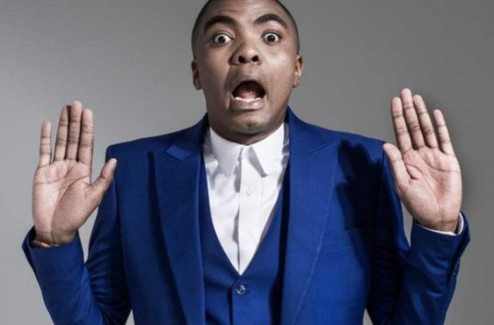 South African Comedians