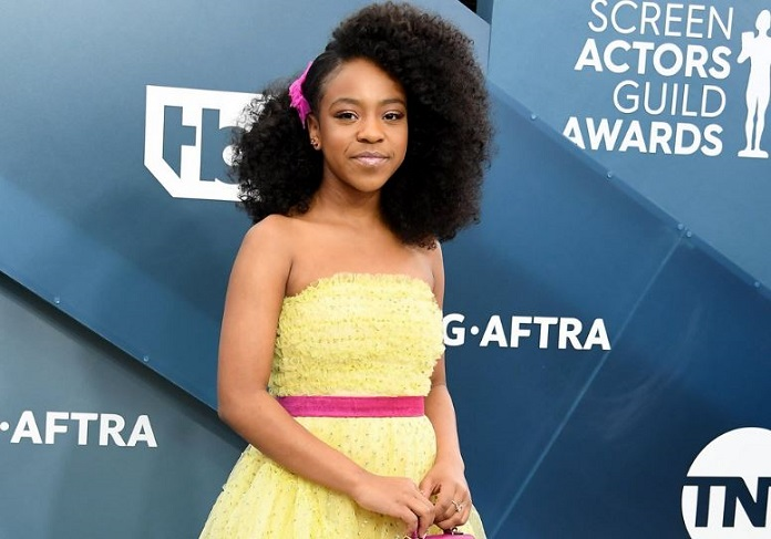 Young black actresses