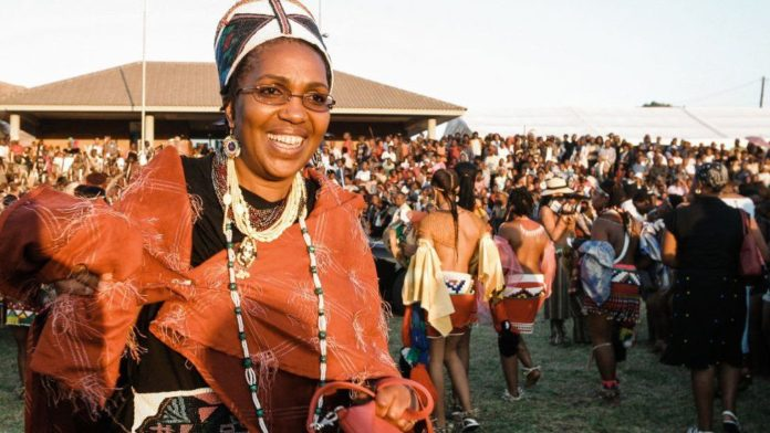 King Goodwill Zwelithini Wives