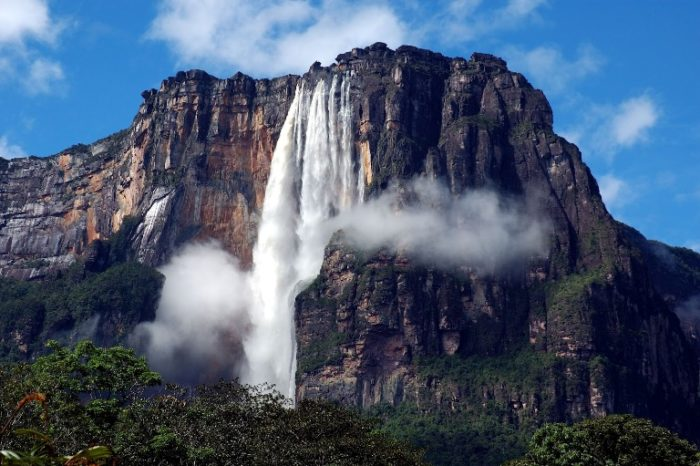 waterfalls in South Africa